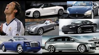 Cristiano Ronaldo Latest Car Collection