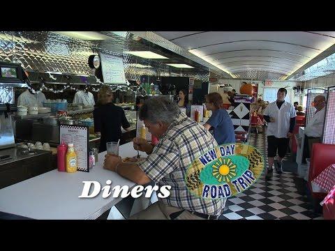 Diners Road Trip