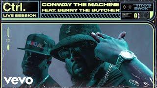 Conway the Machine - Tito's Back (Live Session) | Vevo Ctrl