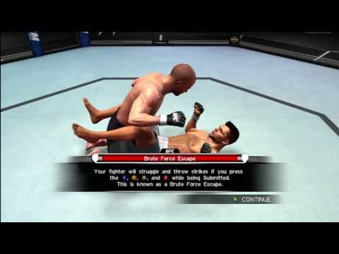 UFC 2009 Submission Tutorial
