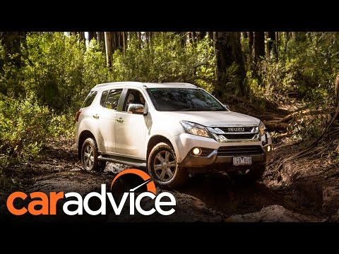 2016 Isuzu MU-X Review | CarAdvice