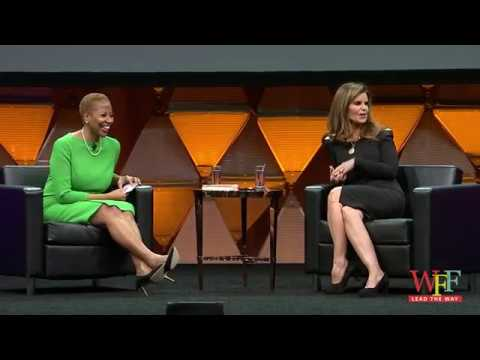 2018 WFF Conference - A Dialogue with Maria Shriver & Hattie Hill