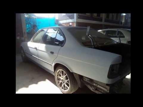 อู่ทำสี MARUAYGARAGE BMW 525i