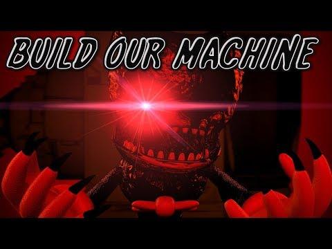 SFM BATIM Build Our Machine Song  DAgames