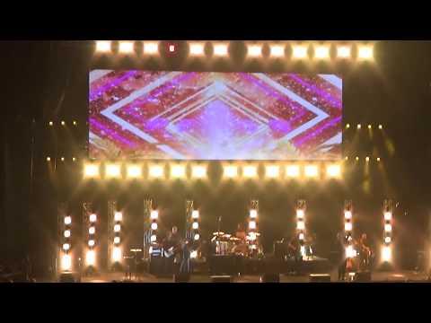 Take That - Wonderland Tour 27.11.2017 Tel Aviv, Israel