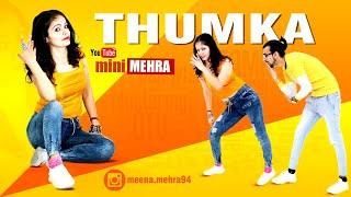 Thumka Dance Cover By Mini Mehra   Yo Yo Honey Singh ! Pagalpanti