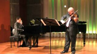 Sonata No. 1 in C minor by York Bowen