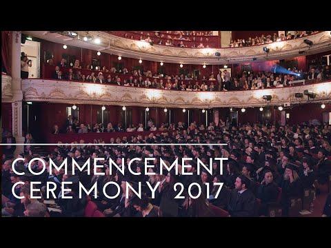 AUP Graduation 2017