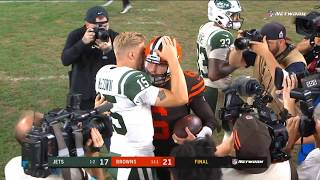 Browns Win Their First Game in Almost 2 Years   NFL Highlights thumbnail
