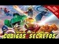 LEGO Marvel Super Heroes CODIGOS SECRETOS La mejor guía en Español