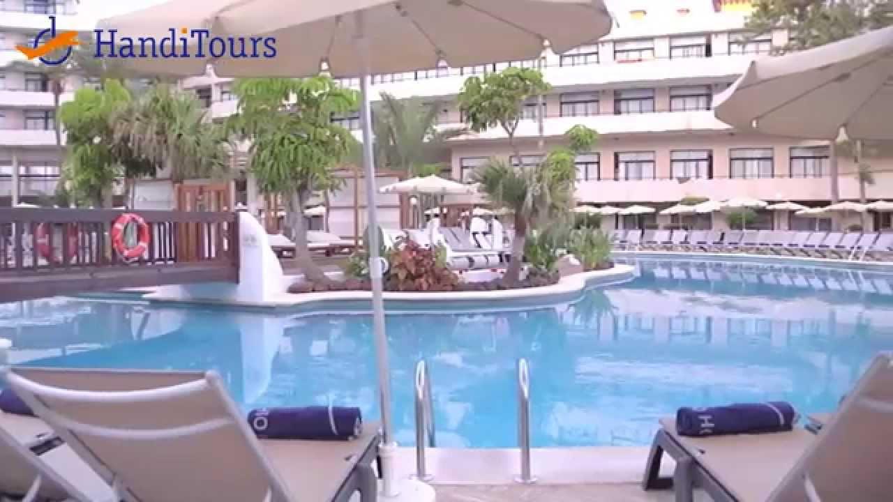 Hotel h10 conquistador tenerife handitours youtube - H10 conquistador tenerife ...