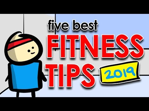 The Best Fitness Tips for 2019 My Top 5