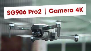 Review Flycam SG906 Pro 2. Camera Chống Rung Siêu Nét
