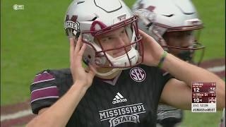 Mississippi State vs UMass NCAA Football Highlights 2017