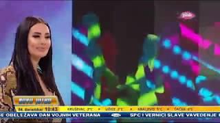 Katarina Grujic - Kraljica - Novo jutro - (Tv Pink 04.12.2018.)