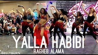 """Yalla Habibi"" Janelle Bellydance with Faculty! MYRTLE BEACH '19 @GOSHOWSTOPPER | @JBELLYBURN"