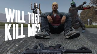 The Jammed Gun (and other funny DayZ moments)