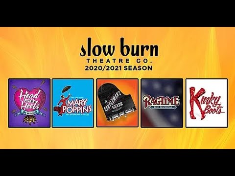 Dr. Steven chats with Patrick & Matthew from Slowburn Theatre