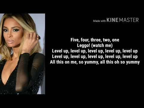 Ciara - Level Up (lyrics) Mp3