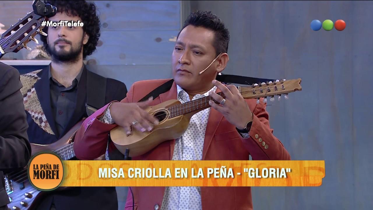 Misa criolla  - La Peña de Morfi
