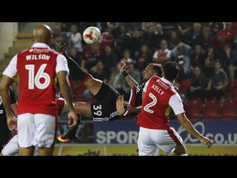Highlights: Rotherham 2-2 Forest (14.09.16)