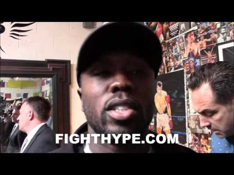 """ANDRE BERTO GOES OFF ON DANNY GARCIA """"BITCH MOVE"""" AND FAILED FIGHT: """"NOBODY OUTPRICED"""""""