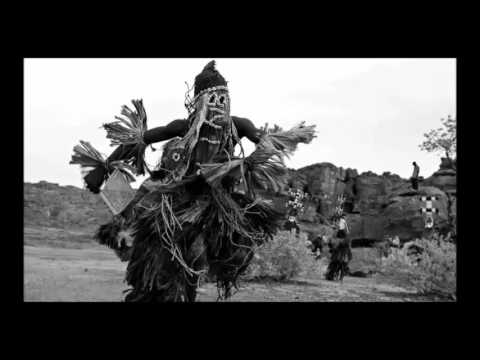 West African Traditional Music  Tribal War Chant Part 2