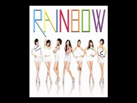 "[Audio]  ゴシップガール (Gossip Girl) RAINBOW ""A"" JAPANESE VER."