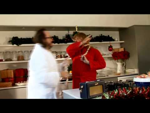 Hairy Bikers Christmas Competition