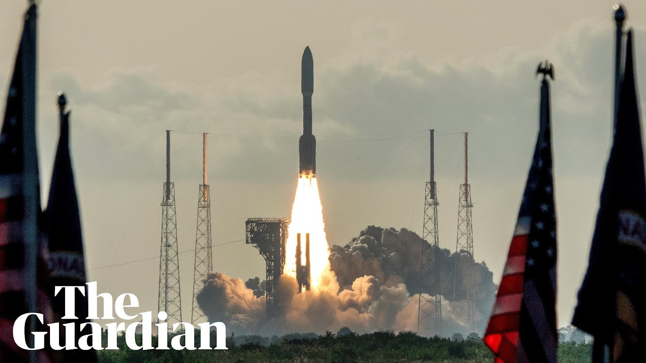 NASA launches new rover, Perseverance, to look for ancient life on ...