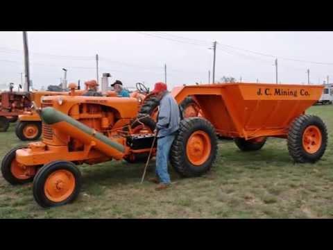 Sheppard Diesel Mining Tractor