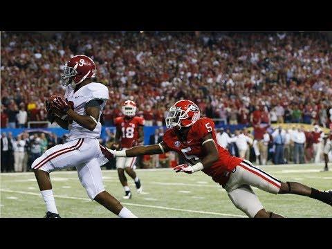 """Game of the Century"" || #2 Alabama VS #3 Georgia 2012 SEC Championship"