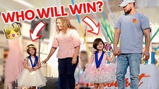 PENELOPE COMPETES IN HER FIRST EVER BEAUTY PAGEANT!!! *OMG!!!*