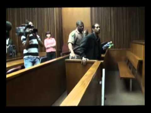 Donovan Moodley argues for retrial