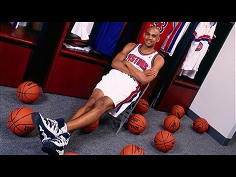 A Look Back at Grant Hill