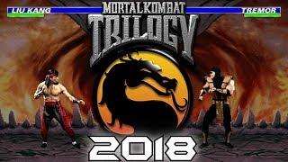 Mortal Kombat Trilogy In 2018