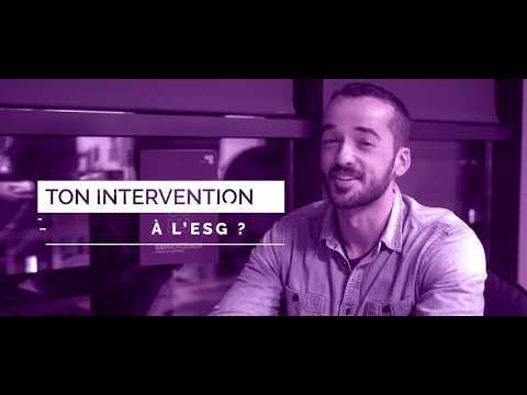 Entretien avec Edouard Gibert - Business Developer & Trainer | ESG Bordeaux