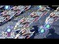 Mass Carriers & Mass oracles in a PRO match?! - Starcraft 2