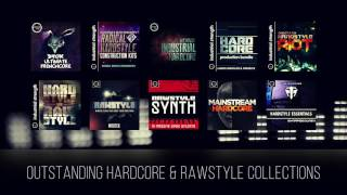 Hardcore Rawstyle Sample Collections - Industrial Strength Records