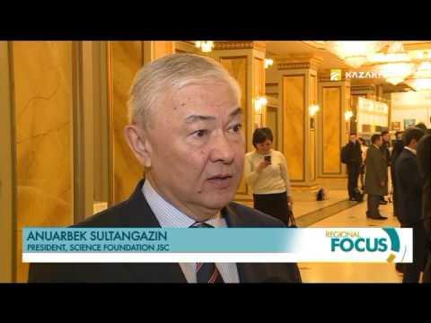 Development of science in Kazakhstan