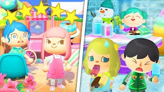 5-STAR ISLAND TOURS in Animal Crossing New Horizons!