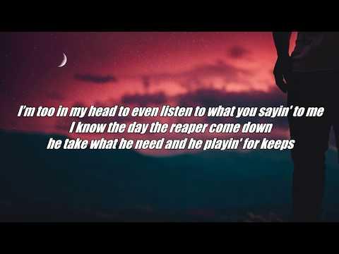 Manic TL - Insomnia (Lyrics - Lyric Video)