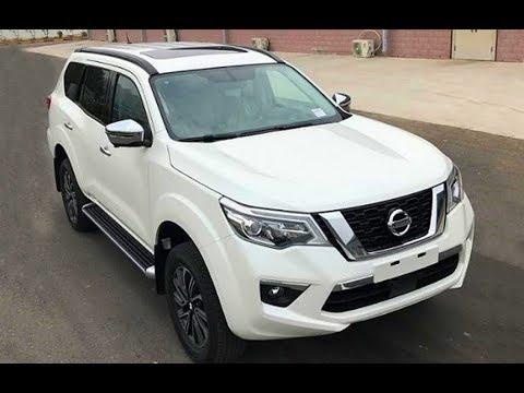 เผยโฉม 2018 Nissan Terra (Navara PPV) เปิดตัวเมษายนปีหน้า ที่งาน Auto China 2018 ประเทศจีน