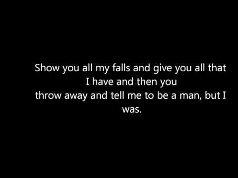 Jamie Campbell Bower - better man lyrics