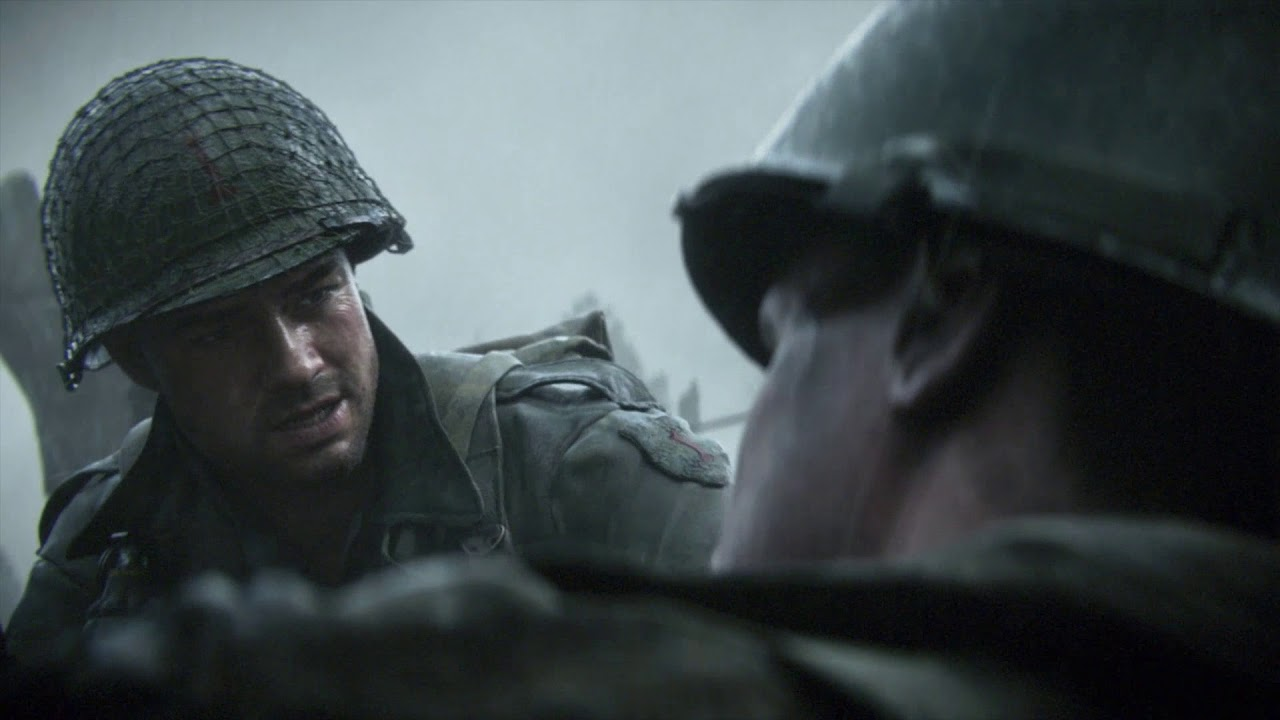 Call Of Duty Wwii Chapter 1 Walkthrough 1080p 60fps Youtube