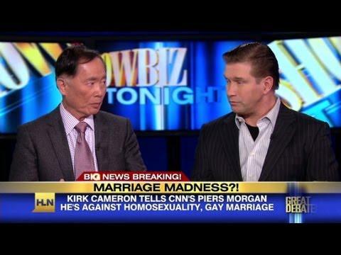 Stephen Baldwin on gay marriage debate