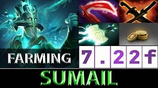 SumaiL [Juggernaut] Smooth Farming Carry Build ► Dota 2 7.22f