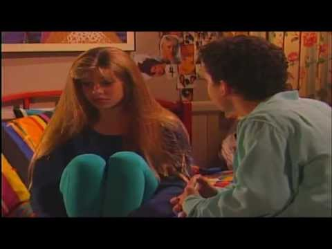 Boy Meets World - Topanga say I love you to Cory