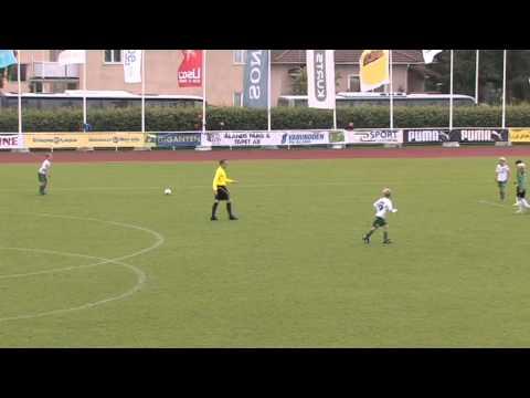 Alandia Cup 2013 final. Tups - KPV