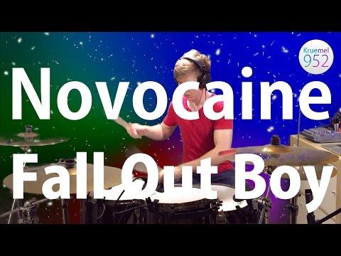 Novocaine - Fall Out Boy - Drum Cover / Remix